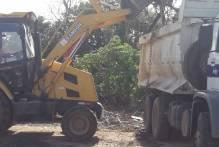 Mutirão retira lixões no Fragata nesta quarta-feira