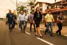 Prefeitura entrega primeiro trecho requalificado da Marechal Deodoro