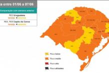 Pelotas se mantém em bandeira laranja em Distanciamento Controlado do Estado