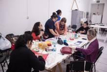 Retrate promove mais uma oficina de geração de trabalho e renda