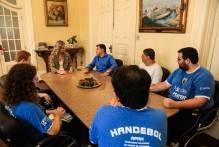 Atletas de Pelotas ganham destaque no handebol nacional