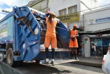 Onze Construtora será responsável pela coleta de resíduos