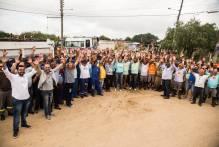 Prefeitura prepara o Sítio Floresta para a 7ª edição de O Bairro da Gente