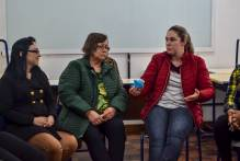 Formação em Escola da Paz promove 11 círculos restaurativos
