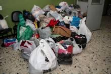 Colégio Pelotense continua recebendo doações para os acolhidos