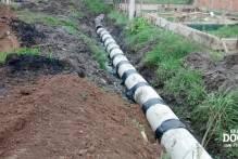 Município recupera drenagem no Areal, Fragata e Três Vendas