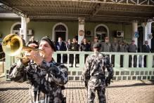 Pacto pela Paz é destaque em mudança de comandos da Brigada Militar