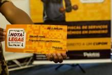 Prefeitura divulga vencedores da 6ª edição do Nota Legal Pelotense