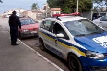 Guarda Municipal recupera Parati roubada