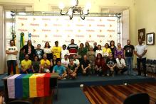 3ª Semana da Diversidade de Pelotas é lançada com posse dos conselheiros