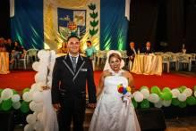 Inscrições para o casamento coletivo serão dia 28