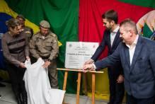 Instalação do 5º BPChoque reforça e amplia policiamento em Pelotas e região
