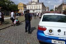 Operações Integradas reforçam segurança na Colônia e no Centro