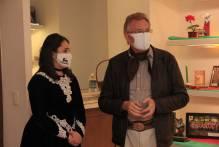 Vice-prefeito acompanha ronda gaúcha e apresentações artísticas