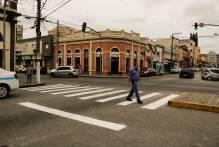 Sinalização de ruas e avenidas é requalificada