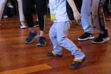 Dança Afro anima tarde de usuários do CAPSi