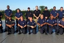 Guarda Municipal participa de treinamento especializado