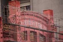 Restauração do Theatro Sete de Abril está 38,6% concluída