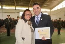Secretário de Segurança é diplomado pelo Exército