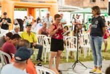 Audiência pública no Fragata aproxima comunidade do governo