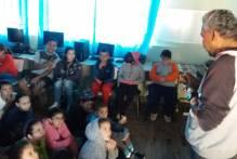 Educação Ambiental chega à escola José Brusque Filho