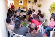 Em busca da paz: Loteamento Eldorado recebe o Bons Vizinhos