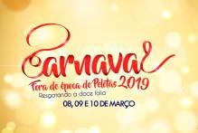 Carnaval 2019 já tem programação