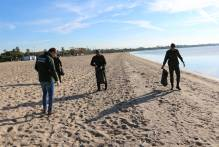 Mutirão no Laranjal encerra ações da Semana do Meio Ambiente