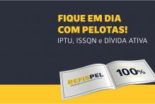 RefisPel: pagamentos vão funcionar nos dois turnos