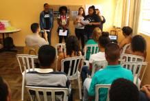 Start encerra atividades em 2018 com aula no Navegantes