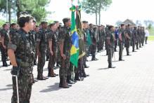 Secretário de Segurança recebe diploma do Exército