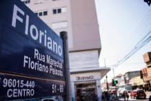Trânsito na Marechal Floriano ficará em meia pista neste sábado