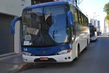Viagens de domingo do transporte rural passam por alteração
