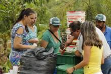 Parque Farroupilha recebe educação ambiental
