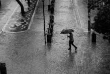 Prefeitura monitora situação de pontos críticos em função da chuva