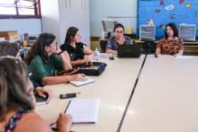 Microterritórios debatem ações do Cada Jovem Conta