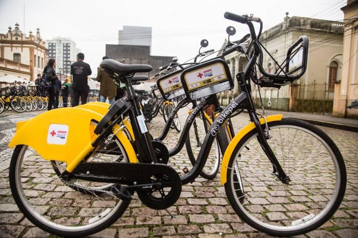 BikePel permanece em funcionamento durante a pandemia