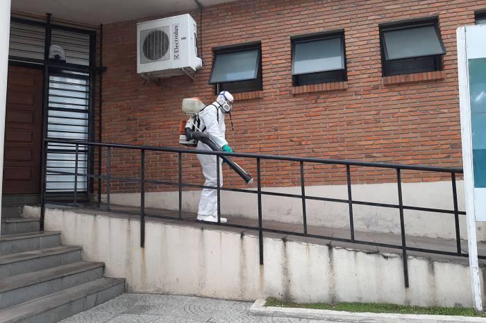 Vigilância Sanitária alerta contra golpe de dedetização
