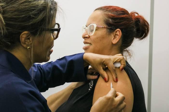 Vacinação contra a gripe recomeça em Pelotas