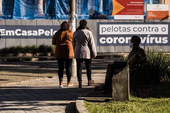 Zoneamento: Centro e São Gonçalo registram aumento de casos de coronavírus