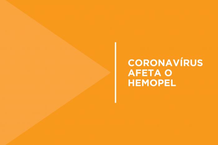 Crise da Covid-19 reduz doações e estoques de sangue na cidade