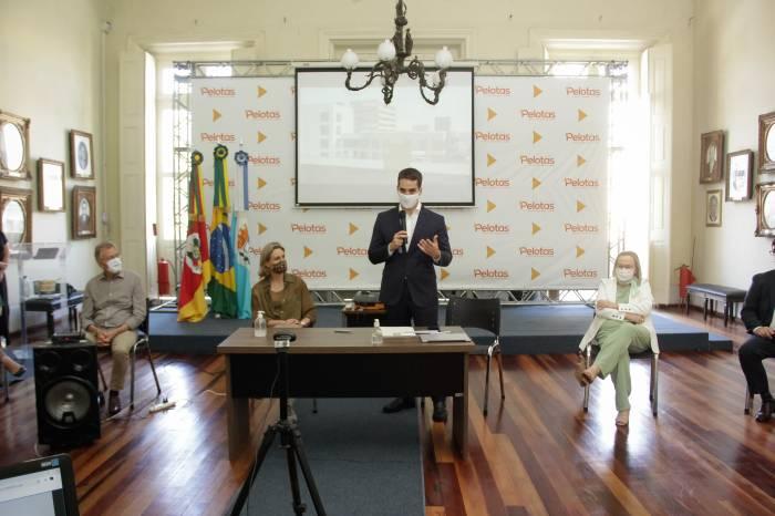 Prefeitura divulga licitação para projetos do HPS de Pelotas