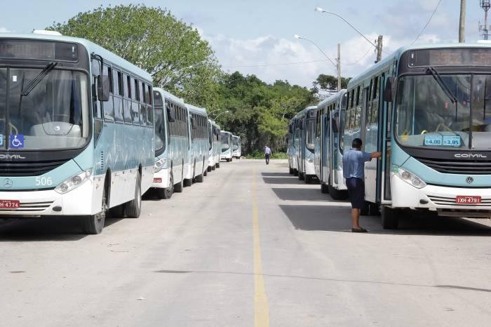 Município reduz transporte coletivo no domingo e no feriado