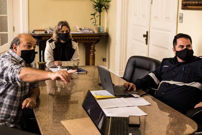 Transporte coletivo registra lotação abaixo do limite previsto no decreto de distanciamento