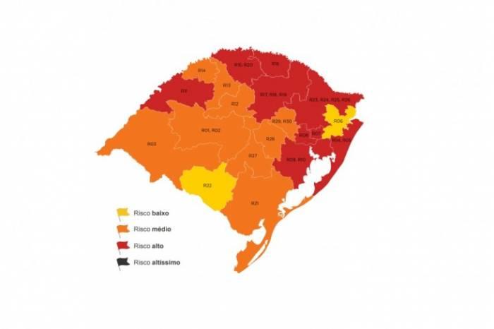 Pelotas se mantém em bandeira laranja em Distanciamento Controlado