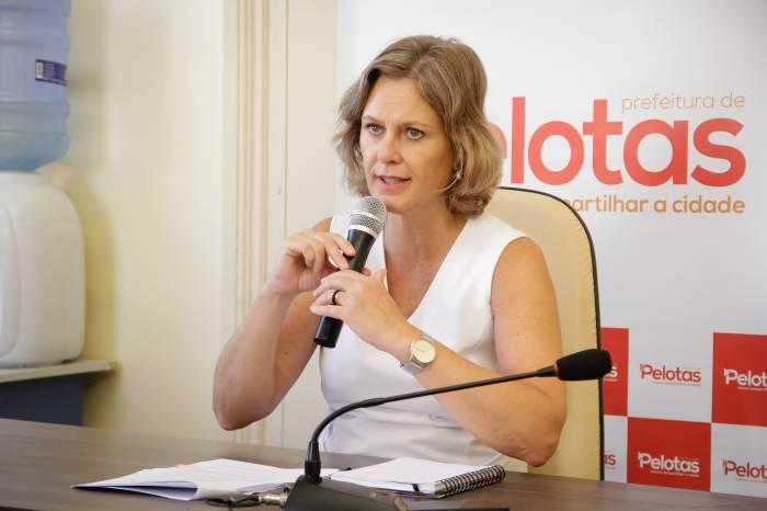 Prefeita Paula Mascarenhas pede que população mantenha o isolamento social