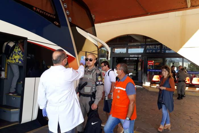 Monitoramento de passageiros na Rodoviária chega ao fim