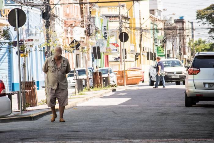 Pelotas mantém índice de isolamento social maior que o do Estado