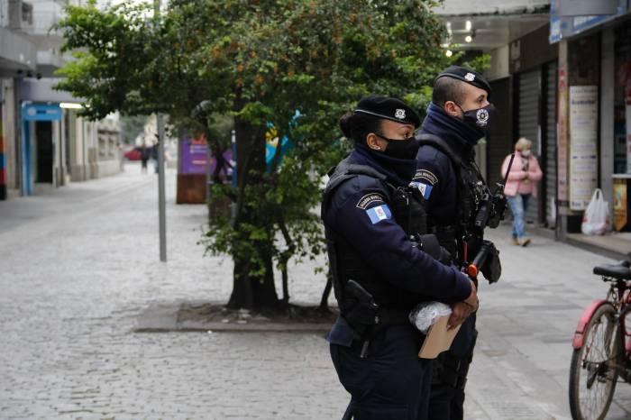 Guarda Municipal inicia fiscalização da obediência à Lei da Multa