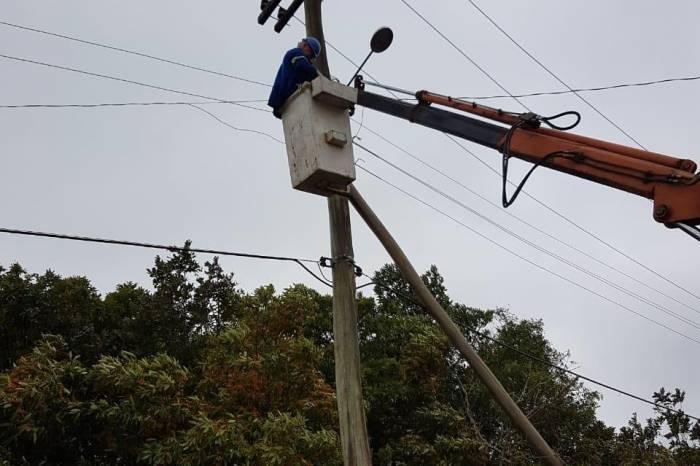 Município faz levantamento das necessidades de eletrificação rural